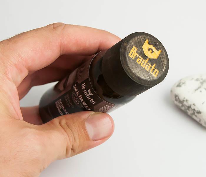 RAZ267 Жидкий бальзам для бороды Jack Daniels от «Bradato» (55 мл) фото 04