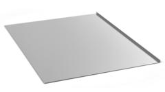 Лист предтопочный TMF 700х500, 0,5мм, оц