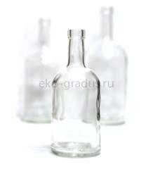 Бутылка Домашний Самогон, 0,5л. (КАМЮ)