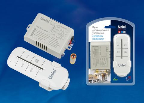 UCH-P005-G2-1000W-30M Пульт управления светом. 2 канала*1000Вт. ТМ Uniel