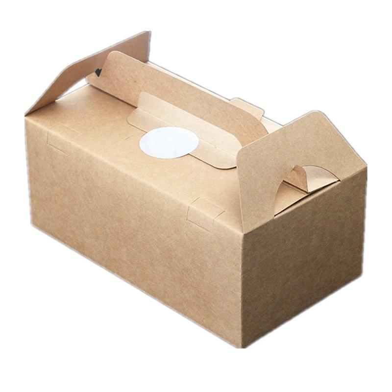 Коробка-чемодан  для рулета