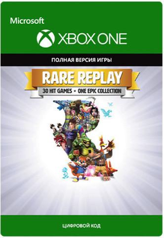 Rare Replay (Xbox One/Series S/X, цифровой ключ, русская версия)
