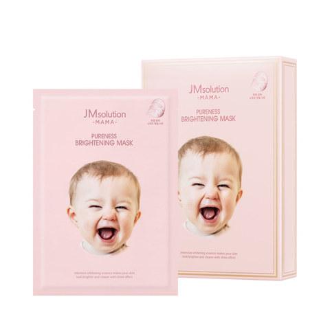 JMsolution Маска для осветляющего эффекта кожи JMsolution Mama Pureness Brightening Mask 30 мл