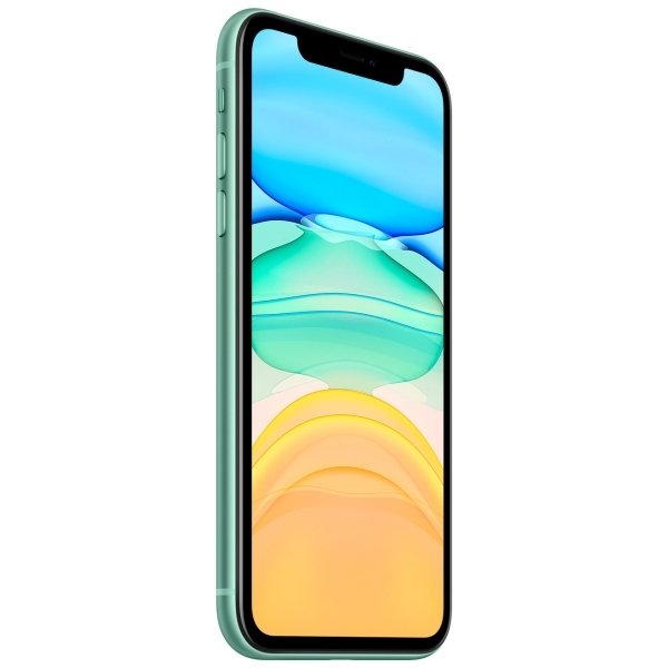Apple iPhone 11 64 ГБ зеленый (как новый)