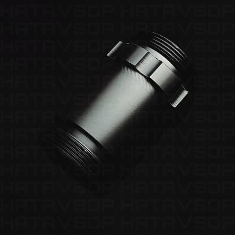 The Bullet Mech Mod V2 Full Juma Black