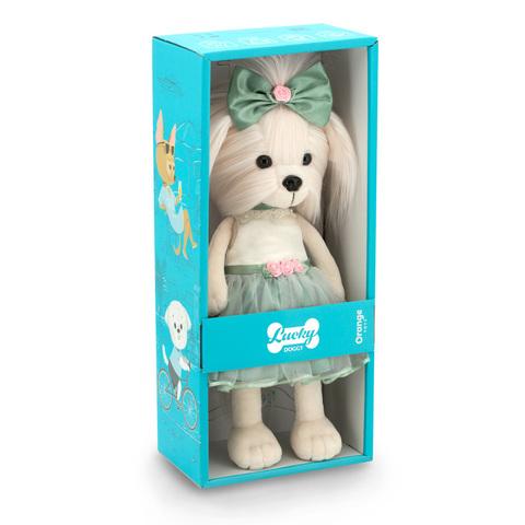 Собачка LUCKY MIMI Розовый бутон (Orange Toys)