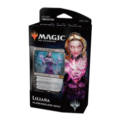 Колода Planeswalker'а «Core 2019»: Liliana (английский)