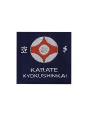 Нашивка KYOKUSHINKAI