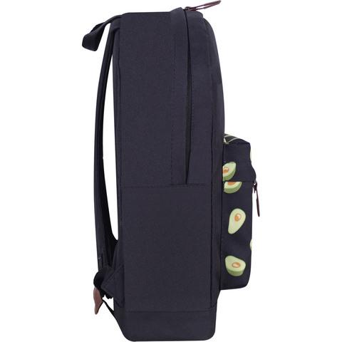 Рюкзак Bagland Молодежный W/R 17 л. Чёрный 763 (00533662)