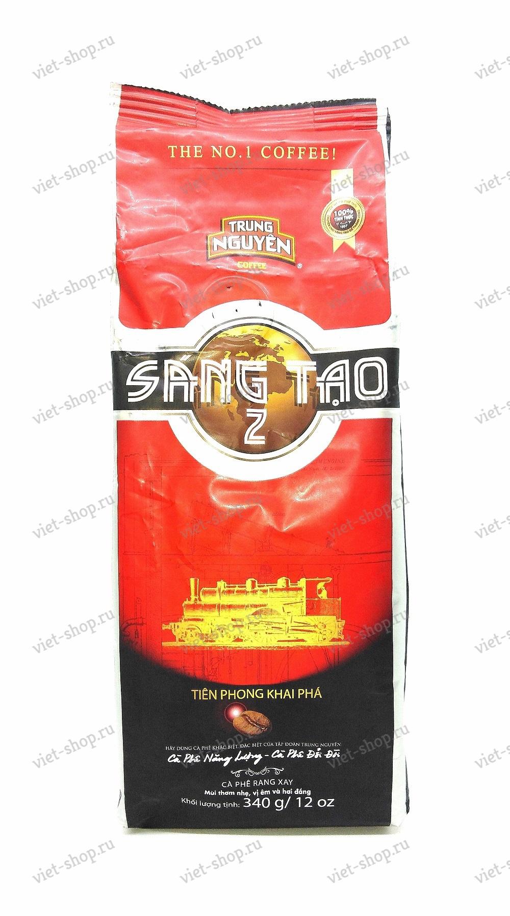 вьетнамский кофе Sang Tao
