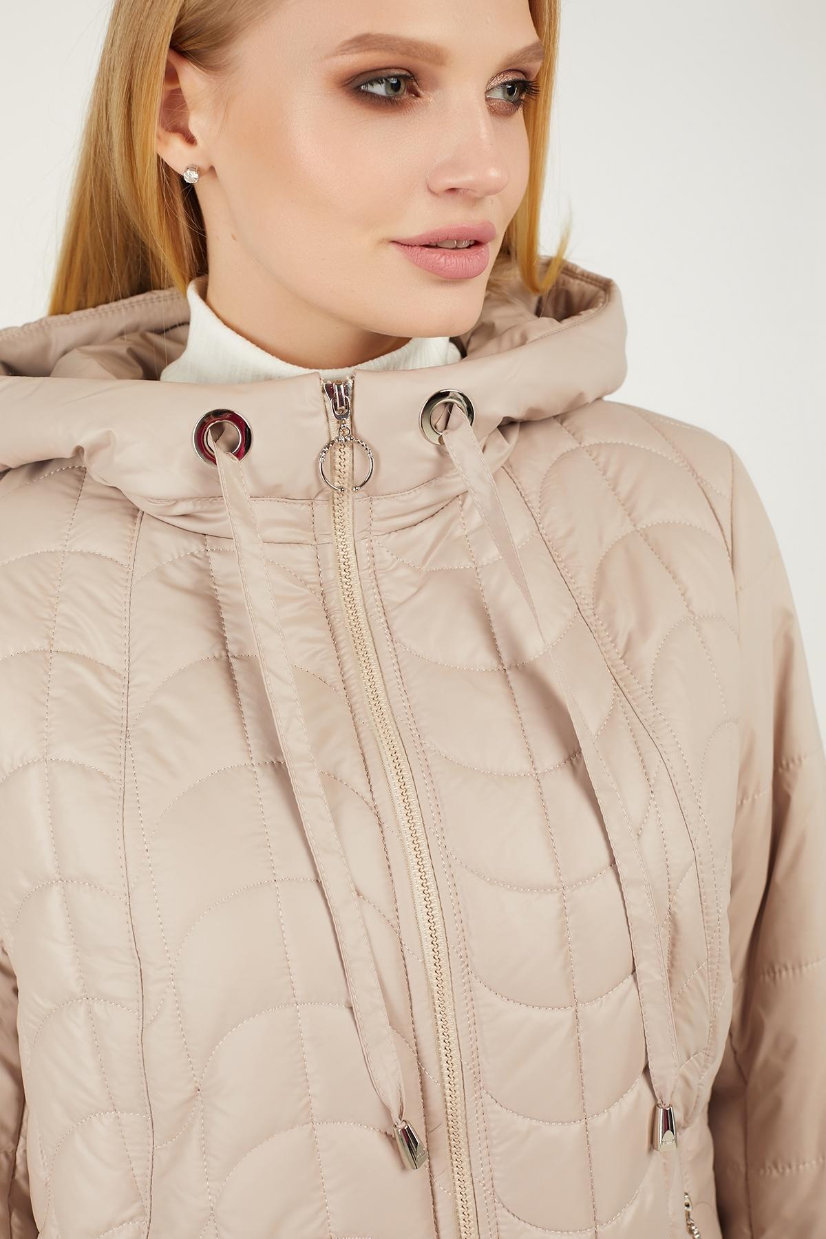Куртка Марбелія (бежевий)