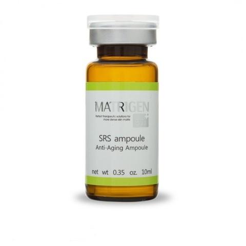 Мезо сыворотка MATRIGEN SRS Anti-Aging Ampoule (антивозрастная)  1 ампула 10 мл
