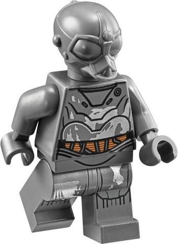LEGO Star Wars: Разведывательный истребитель Джедаев 75051 — Jedi Scout Fighter — Лего Стар Ворз Звездные войны