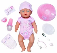 ZAPF Игрушка BABY born Кукла Интерактивная, 43 см (815-793)