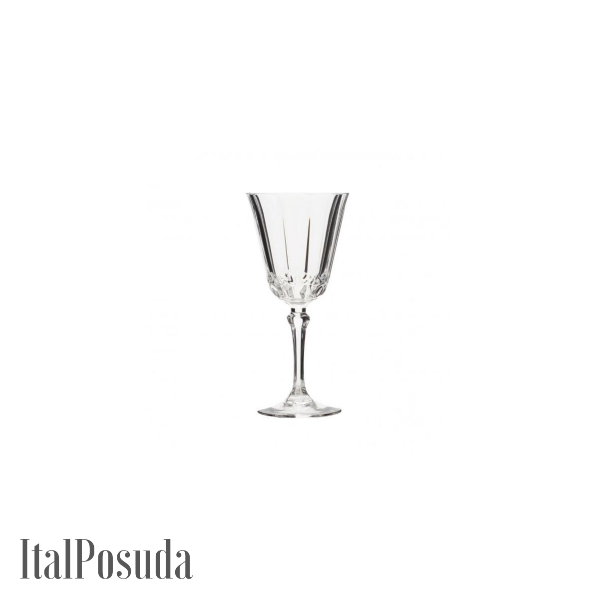 Набор бокалов для вина Cristal D'Arques Allure (Аллюр), 6 шт G5747
