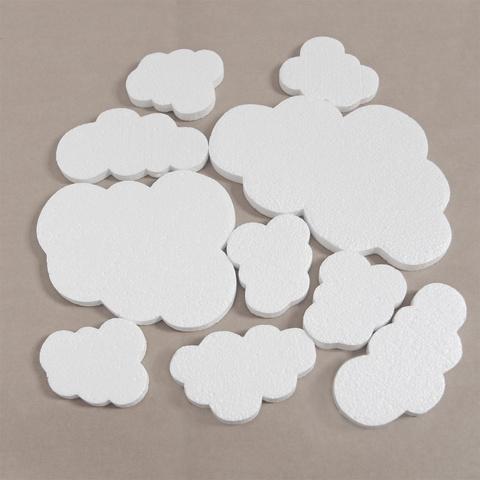 Набор облака из пенопласта