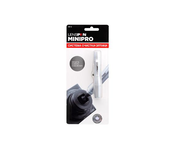 Карандаш для чистки оптики Lenspen MiniPro2 - фото 1 - упаковка