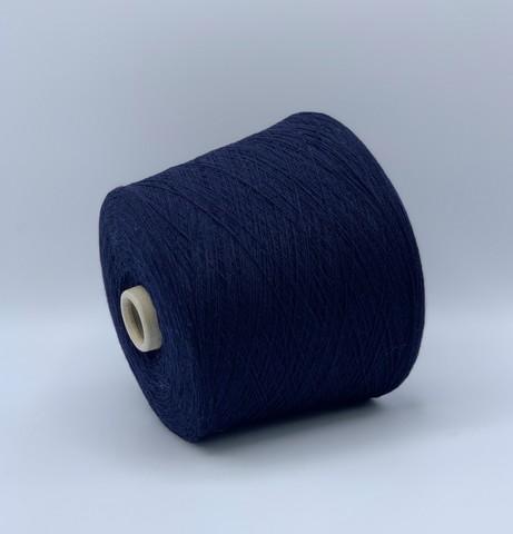 Casa del Filato(пр.Италия),art.Winter,1500м/100гр.80%шерсть 20%полиамид,цвет-Синий ,арт.10951
