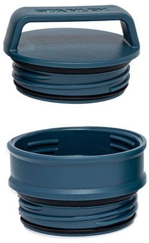 Картинка термостакан Stanley Adventure Mug 0,23L Голубая - 6