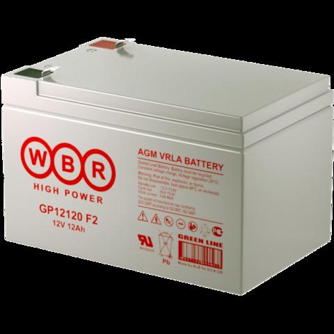 Аккумулятор WBR GP 12120
