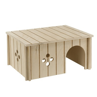Клетки Деревянный домик для мелких животных, Ferplast SIN 4646 SIN_4646.jpg
