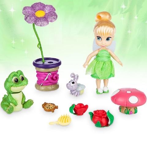 Дисней Аниматор Динь-Динь набор с мини-куклой 13 см