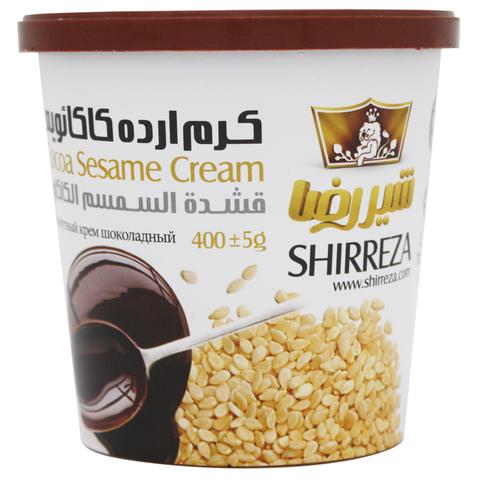 Кунжутный крем с шоколадом, Shirreza, 400 г