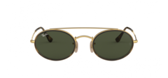 Ray-Ban Icons – Oval Double Bridge RB3847N 001