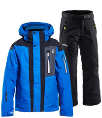 Горнолыжный костюм 8848 Altitude Aragon Inca JR Blue-Black детский