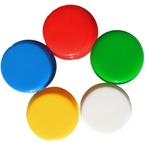 Накладка на кнопку 12х12 мм (круглая)