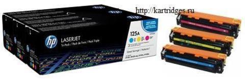 Картридж Hewlett-Packard (HP) CF373AM №125A