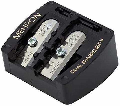 MEHRON Профессиональная точилка для косметических карандашей ProPencil Dual Sharpener