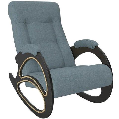 Кресло-качалка Комфорт Модель 4 венге/Montana 602