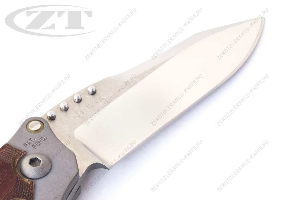 Нож Custom RAM Hawk Grant & Gavin - фотография