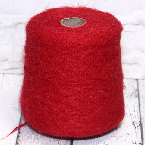 Сури альпака INTIFIL S.A. 260 красный рубиновый