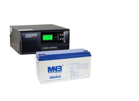 Комплект ИБП HIDEN CONTROL HPS20-0812+MNB MNG 150-12