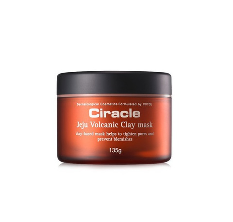 CIRACLE Маска из вулканической глины чеджу Ciracle Jeju Volcanic Clay Mask 135 мл