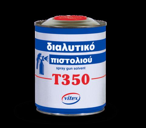 Растворитель Т-350 для красок или грунтовок для нанесения распылителем
