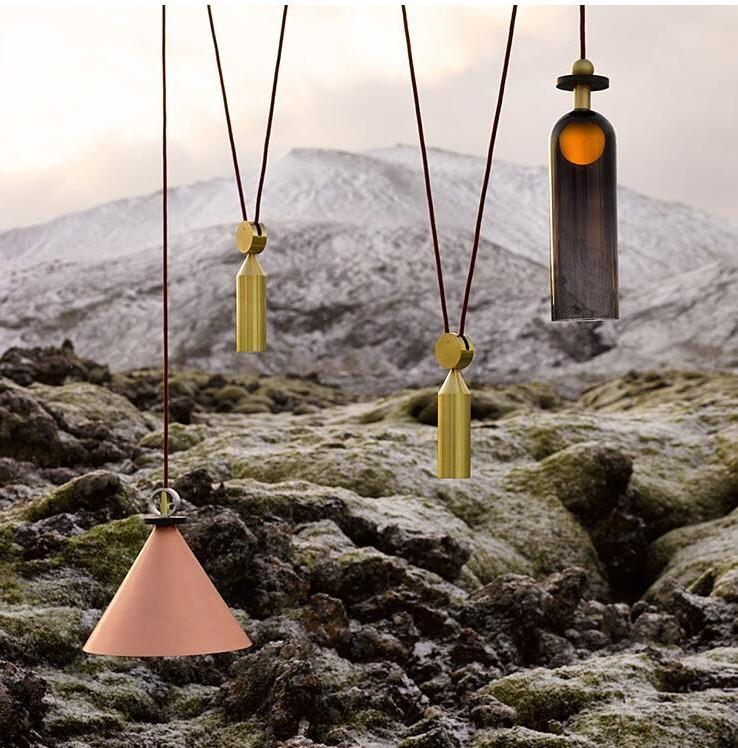 Подвесной светильник копия Shape Up 5 by Roll & Hill