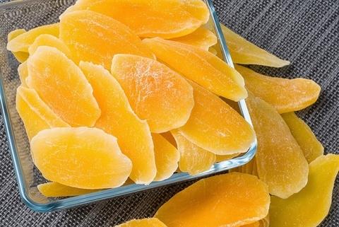 Цукаты манго