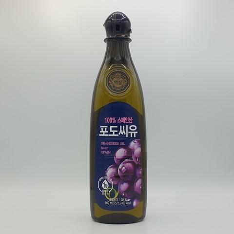 Масло из виноградной косточки CJ BEKSUL, 900 мл