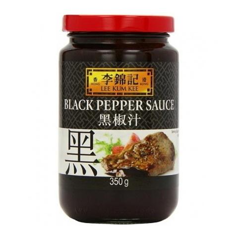 Соус из черного перца Lee Kum Kee, 350 г