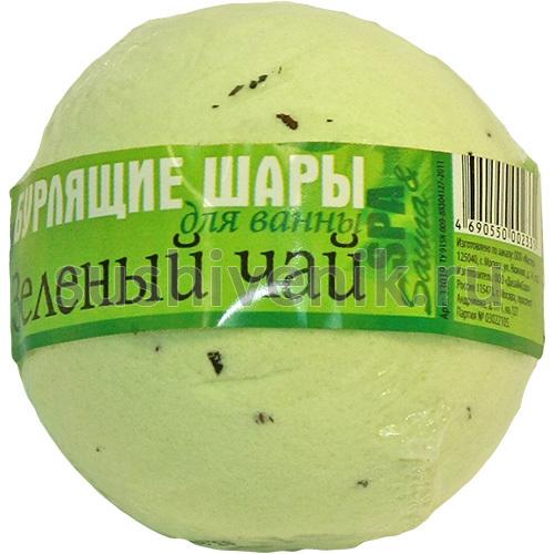 Бурлящие шары (зеленый чай)