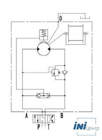 Стандартная лебедка IYJ45-100-111-26-ZP