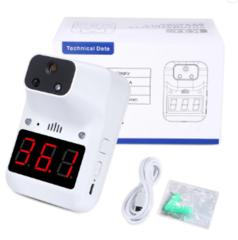 Настенный бесконтактный термометр Aiqura J02