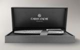 Carandache RNX.316 Fiber Version (F) сталь 316L гравировка перо сталь (4590.073)