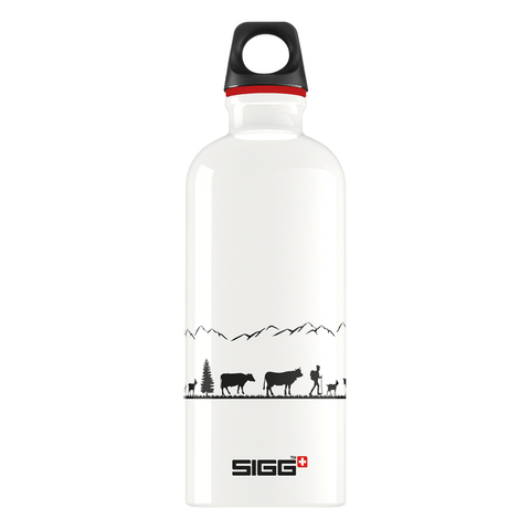 Бутылка Sigg Swiss Craft (0,6 литра), белая