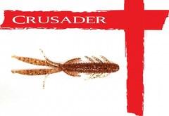 Мягкая приманка Crusader No.01 80мм, цв.016, 10шт.
