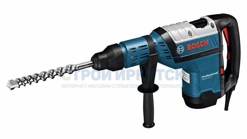 Перфораторы Перфоратор с патроном SDS-max Bosch GBH 8-45 D (0611265100) c44d1ebcc880e6fc331d04168aa363f2