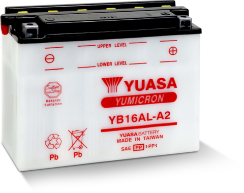 Аккумулятор Yuasa YB16ALA2